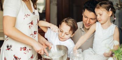 הסבר להכנת עוגה מעוצבת